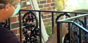 Protect your handrails from rust